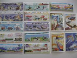 Comoros Comores-1999-transportation-MI.1715-56,BL424-427 - Comoros