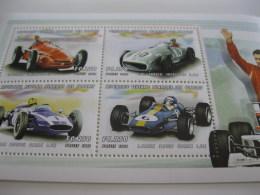 Comoros Comores-1999-transport,cars Racing-MI.1753-56 - Comoros