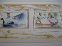 Comoros Comores-1999-SPORTS-tennis-BL.430 - Comoros