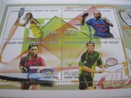 Comoros Comores-1999-SPORTS-tennis,table Tennis-MI.1773-76 - Comoros