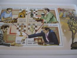 Comoros Comores-1999-sports Chess-MI.1761-64 - Comoros