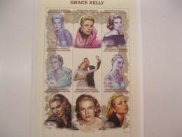 Comoros Comores-1998-famous People-Grace Kelly-MI.1294-1301 - Comoros