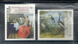 ALEMANIA 2017 - MI 3274/75 - Used Stamps