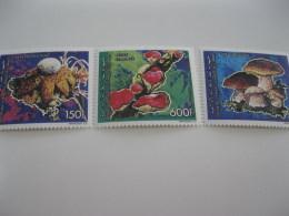 Comoros Comores-1992-fauna-marine Life-shells-MI.985A-987A - Comoros