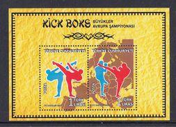 TURKEY 2012 KICK BOX BIGGERS EUROPEAN CHAMPIONSHIP - 1921-... República