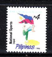 Filippine   Philippines  -  1996. Sipa, Gioco Sportivo Filippino. Philippine Sports Game. Millesimo 1996. MNH - Giochi