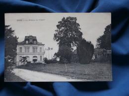 Boos  Le Chateau Du Coquet - Ed. Houdeville - Circulée - L323 - Francia