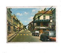Montfermeil , La Grande Rue  Voitures Anciennes - Montfermeil