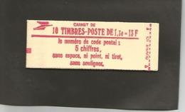 CARNET 2059  C2a    Cote 24,00   Vente à 15%   Confectionneuse 7 - Carnets