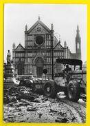 "FIRENZE S. Croce ""4 Novembre 1966"" (Giusti) Italie - Firenze (Florence)"