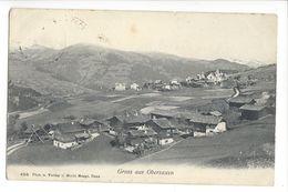 17641 - Gruss Aus Obersaxen - GR Grisons