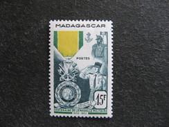 MADAGASCAR:  N° 321, Neuf X. - Madagascar (1889-1960)
