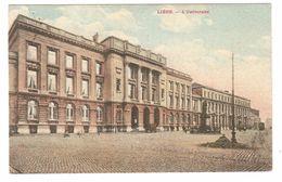 Liège - L'Université - 1913 - Colorisée - Liege