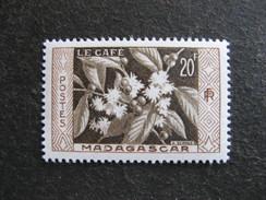 MADAGASCAR: TB N° 331, Neuf X. - Madagascar (1889-1960)