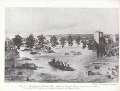 1936 - Iconographie - Avignon (Vaucluse) - Inondation De 1856 - FRANCO DE PORT - Vieux Papiers