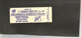 CARNET  1892 C1a     Cote 38,00    Vendu à 15% - Usage Courant