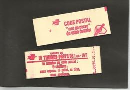 CARNET  1972 C2a     Cote 67,00    Vendu à 15%    Conf 6 - Usage Courant