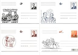 250. LES TUNIQUES BLEUES- BLAKE & MORTIMER- BUCK DANNY- LUCKY LUKE - Comics