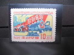 Corée Nord  Année  1961    N° 294    Neufs ** - Corée Du Nord