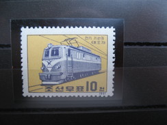 Corée Nord  Année  1961    N° 346     Neufs ** - Corée Du Nord