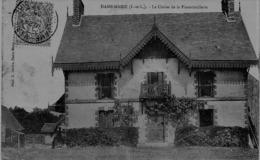 37Z12-2- DAME-MARIE - Le Chalet De La Pinsonnellerie - Otros Municipios