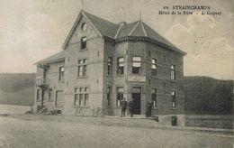 276. STRAINCHAMPS - Hôtel De La Sure - J. Coquay - Fauvillers