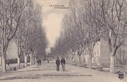 (20)    PERTUIS - Cours De La République, Partie Basse (Artige) - Pertuis