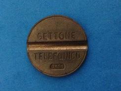 TOKEN GETTONE TELEFONICO SIP USATO SENZA MARCHIO 7101 - Italia