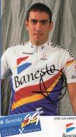 6232   CP Cyclisme   José Luis Arrieta     Dédicacée - Cyclisme