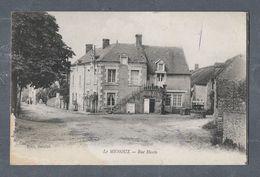 Le MENOUX, Rue Haute - Chateauroux
