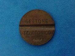 TOKEN GETTONE TELEFONICO SIP USATO SENZA MARCHIO 7109 - Italia