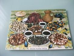 Conchiglia Shell  COQUILLES   CONCHAS GALICIA PLATOS TIPICOS Galicia Spagna - Ricette Di Cucina
