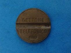 TOKEN GETTONE TELEFONICO SIP USATO SENZA MARCHIO 7112 - Italia