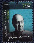 Portugal 2014 Poète Joaquim Namorado - 1910 - ... Repubblica