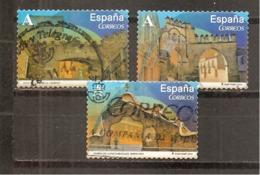 España/Spain-(usado) - Edifil  4839-40, 4843 - Yvert  4543, 4545-46 (o) - 1931-Hoy: 2ª República - ... Juan Carlos I