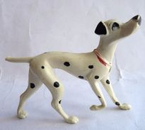 101 DALMATIEN - Figurine JIM - PONGO - DISNEY (3) - Disney