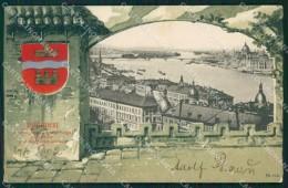 Hungary Ungheria Budapest Postcard XC2964 - Hongrie