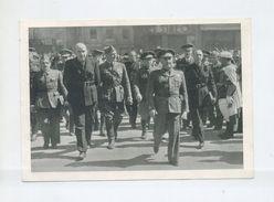 1939 3. Reich S/W Photokarte Franco - Heimkehr Der Legion Condor SST Berlin 6.6 - Deutschland