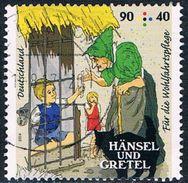 Allemagne Fédérale - Hansel Et Gretel Prisonniers De La Sorcière 2877 (année 2014) Oblit. - [7] République Fédérale