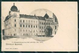 Hungary Ungheria Gyor Postcard XC3180 - Hongrie