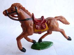 FIGURINE MARQUE INCONNUE CHEVAL Marron - Figurines