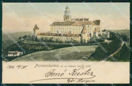 Hungary Ungheria Pannonhalma Postcard XC3263 - Hongrie