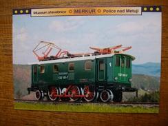 Trains Europe De L'est , Locomotive électrique E 132 101-7 - Trains