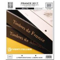 Jeu France Yvert Et Tellier FS 2017 - 1ere Partie - Vordruckblätter