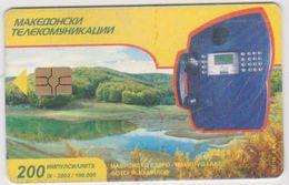 MACEDONIA - LAKE - Macedonia