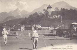 Chateau-d'Oex - Tennis   (70915) - VD Vaud
