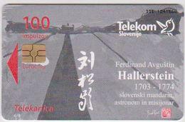 SLOVENIA - HALLERSTEIN 4/9 - Slovenia