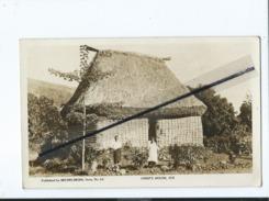 Carte - Chief's House , Fiji - Fidji