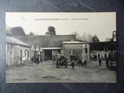 Cpa 45 Marsainvilliers Ferme De Fresnesi - France