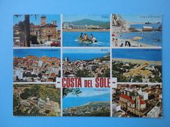 Costa Del Sole - Vedute - Patti Capo D'Orlando Brolo Tindari Gioiosa Marea Capo Calavà S Agata Di Militello Acquedolci - Sin Clasificación
